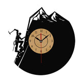 Creative Vinyl Record Wall Clock - T5729