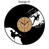 Creative Vinyl Record Wall Clock - T5733