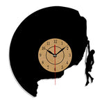 Creative Vinyl Record Wall Clock - T5735