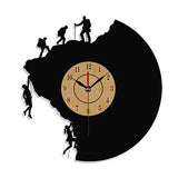 Creative Vinyl Record Wall Clock - T5737