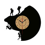 Creative Vinyl Record Wall Clock - T5953