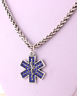 Emt Pendant Necklace