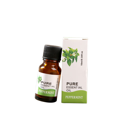 10Ml 100% Pure & Natural Essential Oils Aromatherapy Scent Skin Care - Peppermint - Essential Oil