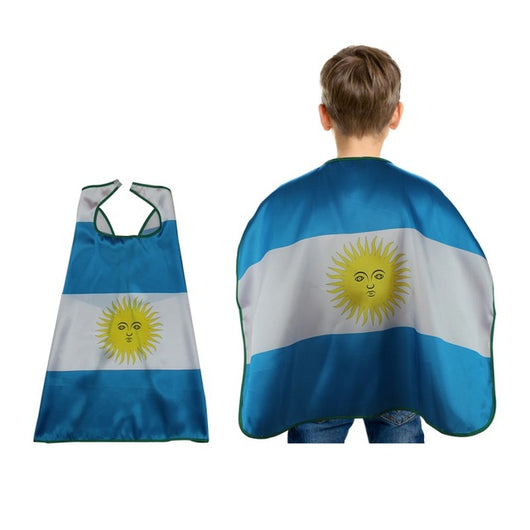 Russia World Cup Full color Printed Flag Cape - Star-Elegant.com
