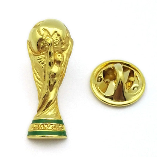 Officially Authorized Russia Hercules Cup Badge - Brooch