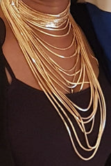 Multilayer Fashion Necklace