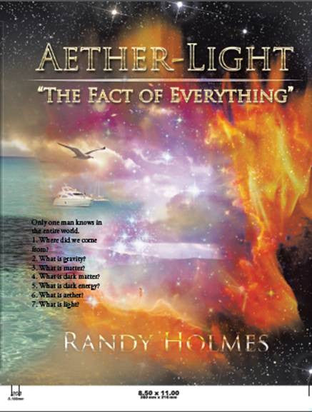 "Aether-Light  ""The Fact Of Everything"""