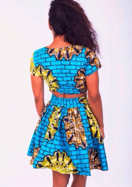 BIMO SKIRT - AHEILLA COUTURE