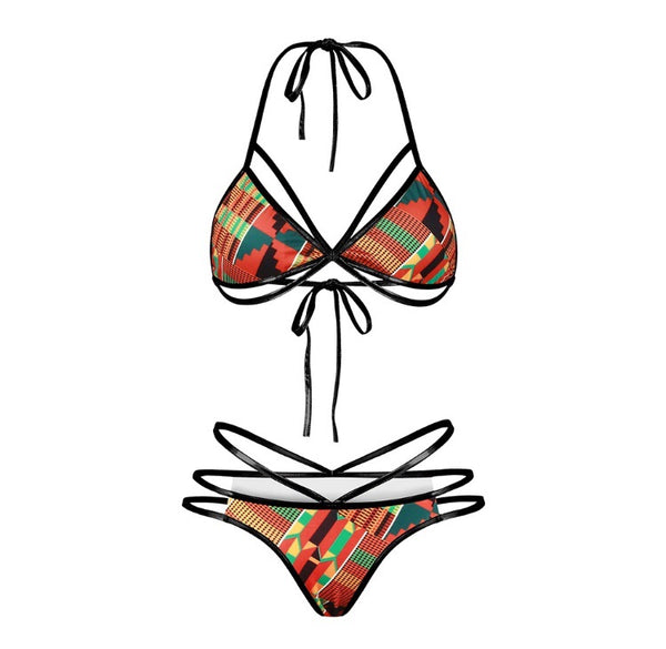 SAUMU SWIMSUITS - AHEILLA COUTURE