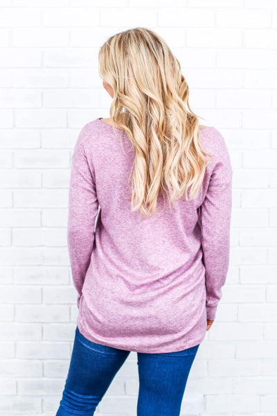 Longer Length Sweater