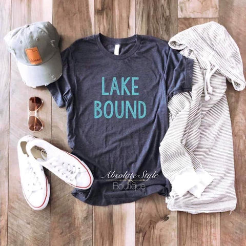 Lake Bound T-Shirt