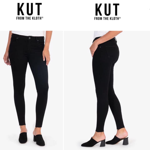 KUT Black Denim