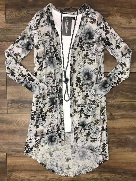 Floral Pocket Duster