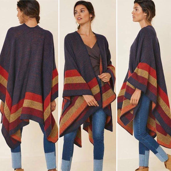 Reversible Shawl