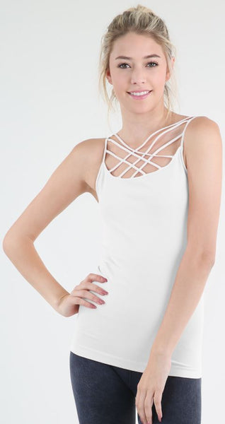 Triple Criss Cross Tank