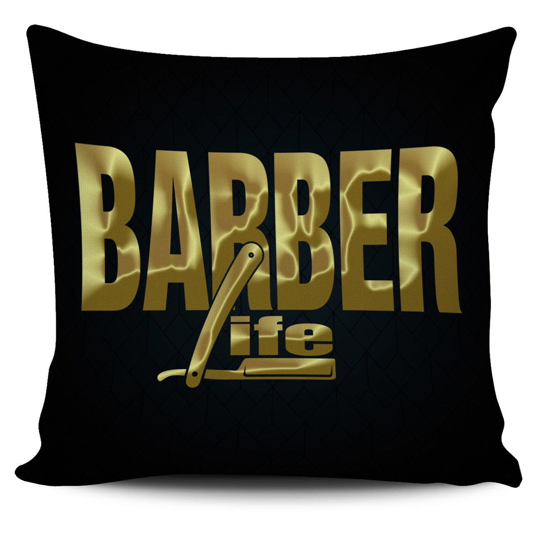 BARBER LIFE PILLOW
