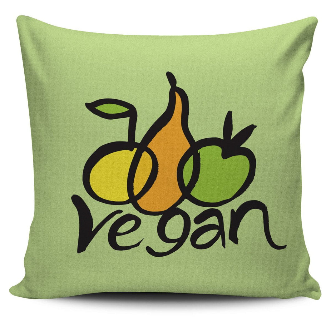 Green Vegan Pillow