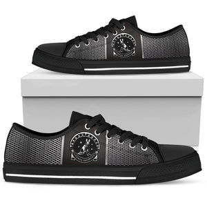 German Shepherd Men's Low Top Shoe