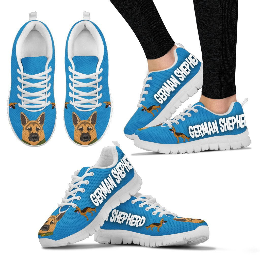 Women's Sneakers FOR GERMAN SHEPHERD LOVER