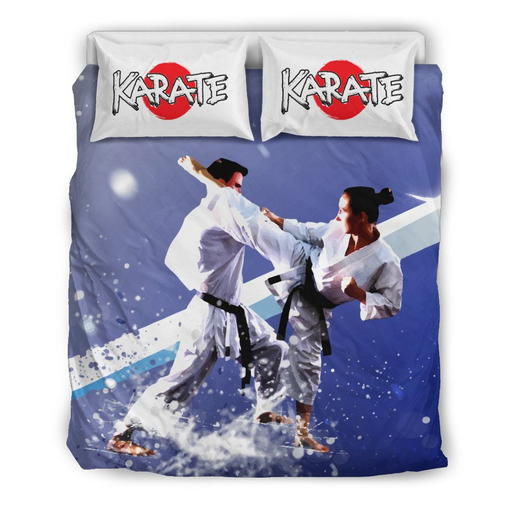 Karate Bedding Set