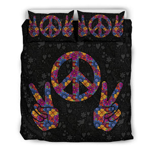 Peace Bedding Set