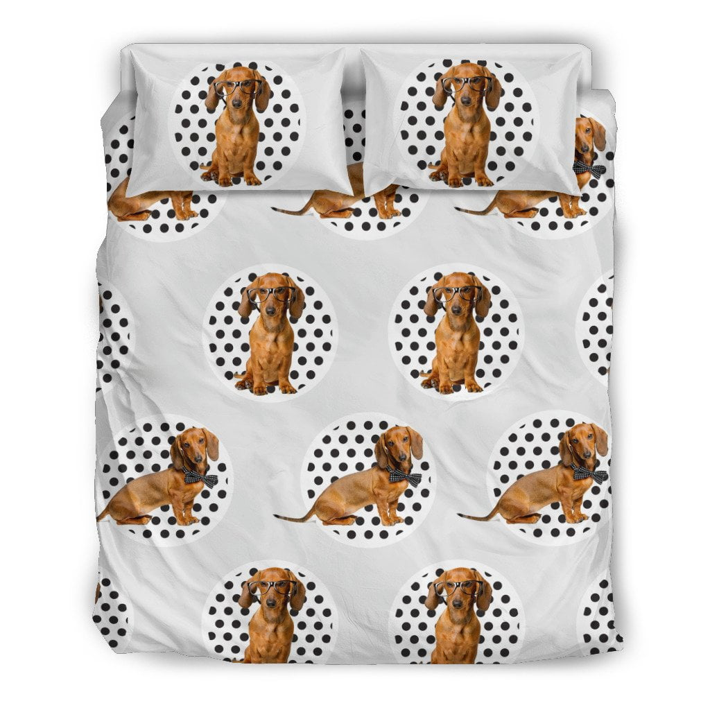 Dachshund Bedding Set