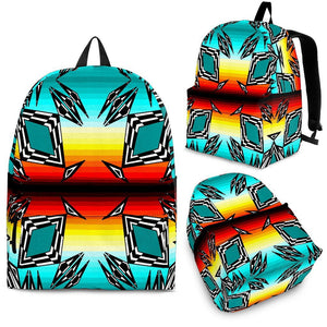 Prairie Fire Backpack