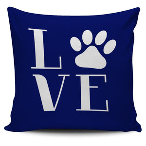 Love Dogs Pillowcase