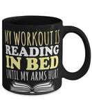 Bookworm mug - Book lover mug - Bookworm birthday