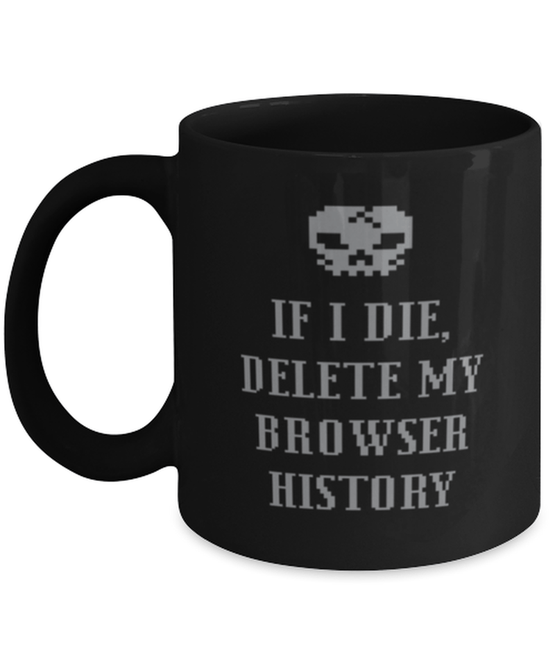 Funny internet surfer mug - internet lover - internet surfer