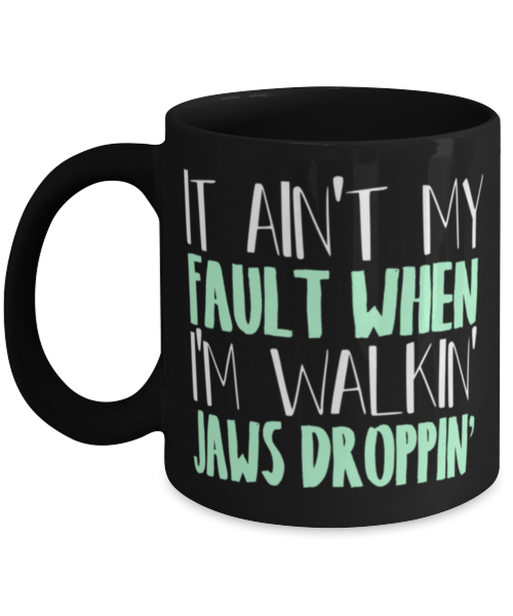 Song lyric mug -