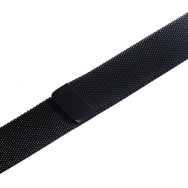 Milanese Loop Bracelet Stainless Steel band For Apple Watch series 1234