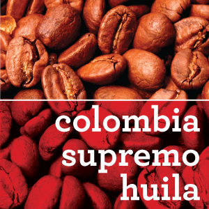 COLOMBIA SUPREMO HUILA COFFEE