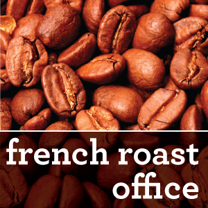 FRENCH ROAST COFFEE BLEND FOR YOUR OFFICE