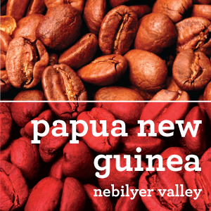 PAPUA NEW GUINEA NEBILYER VALLEY COFFEE