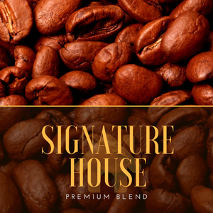 HOUSE PREMIUM COFFEE BLEND