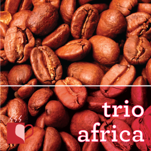 AFRICAN COFFEE TRIO