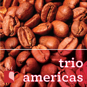 AMERICA'S COFFEE TRIO