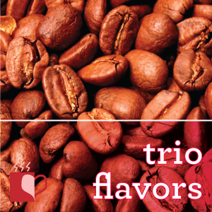 FAVORITE COFFEE FLAVOR TRIO