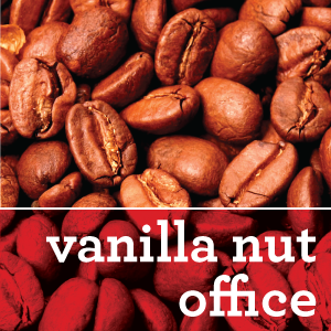 VANILLA NUT FLAVORED COFFEE FOR YOUR OFFICE