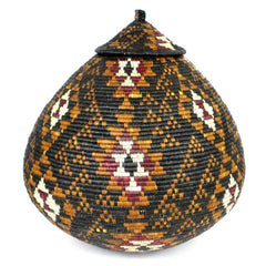 Zulu Wedding Basket - OS02 - Ilala Weavers