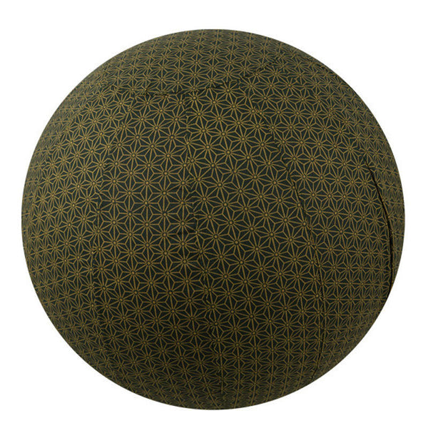 Yoga Ball Cover Size 55cmDesign Olive Geometric