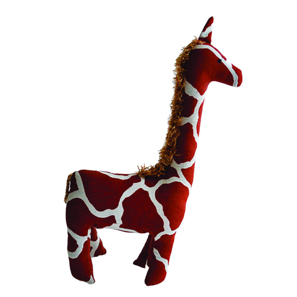 Safari Stuffed Animal Large Giraffe - Imani Workshop