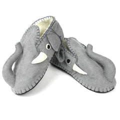 Elephant Slippers Adult Small