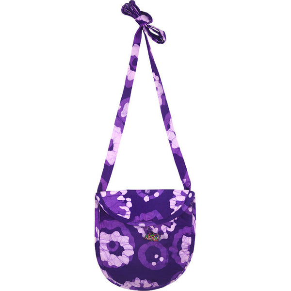 Minimalist Bag Meadow in Purple