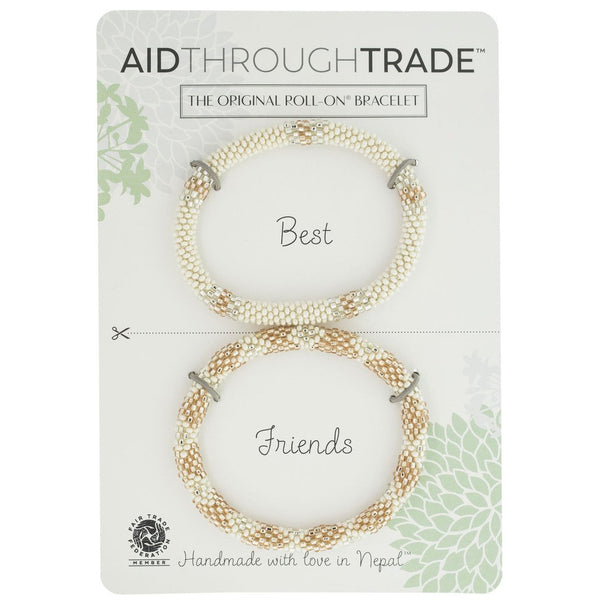 Roll-On Friendship Bracelets - Rose All Day