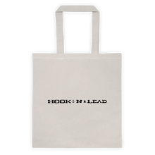 Canvas Tote bag with HOOKNLEAD Print