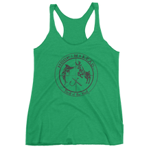 Women's racer back tank top (8 Colors)