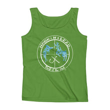 Ladies' 100% cotton Tank (6 colors)