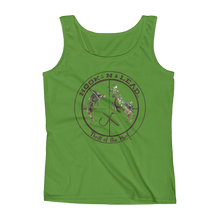 Ladies' 100% cotton Tank (5 colors)